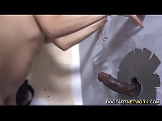 Vanessa Naughty Interracial Sex - Gloryhole