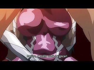 Taimanin Asagi episódio 5 (Especial) Pt- Br [NovoHentai]