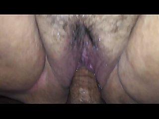 Fucking a bbw raw