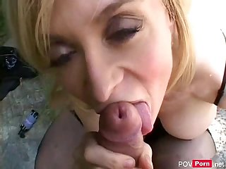 Hot milf Nina hartley sucking dick and fucking pov porn Net