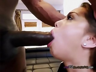 Teen Alina Lopez Enjoys Monster Cock Of Neighbor