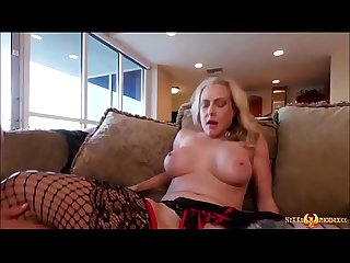 Busty milfs mindi mink and angel allwood get excited trying on sexy lingerie