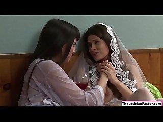 Milf Mercedes fucks lesbian Vanessa
