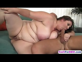 Fat Joslyn Underwood Banged By Big Dick For Moneycked-hd