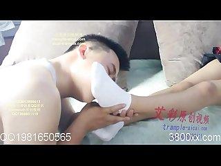 Chinese femdom 796