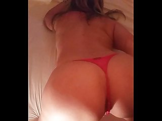 Sexy mature milf with great ass enjoys anal