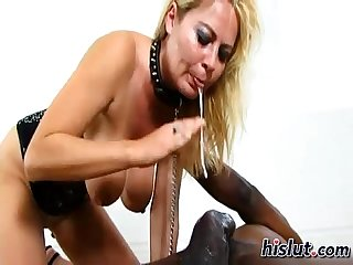 Alexis may throatfucked by richard mann s huge cock