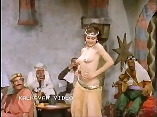Turkish vintage belly dance