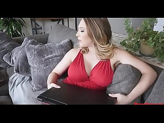 Mom sucks son's huge cock and the fucks!