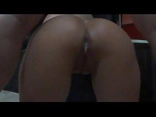 Casada safada levando porra no cu e corno filmando