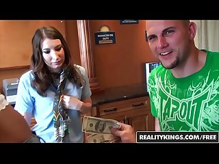 Money Talks - (Sydney Thomas) - No Reservations only trick turning - Reality Kings