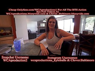 Seducing My Former Babysitter Part 1 Clover Baltimore