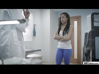 Kira Noir has to participate in an experiment - PURE TABOO