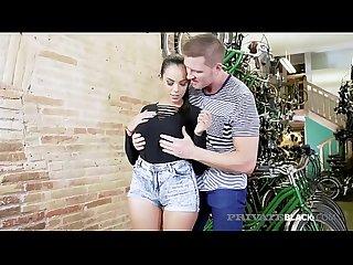 PrivateBlack - Big Titty Katrina Moreno - Interracial 3 Way!