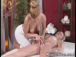 Un masaje extraordinarion