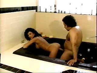 Ron jeremy Anna malle in bathtub