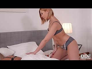 The ultimate lesbian fuck fantasy with miela tracy lindsay
