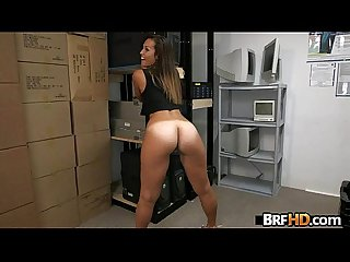 Tan ass beauty kelsi monroe flexible backroom fuck 1 1
