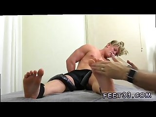 Gay boy locker room feet 6 3 hunk seamus tickled