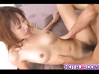 Ryo takizawa fucked hard in her beautiful hairy pussy more at hotajp com