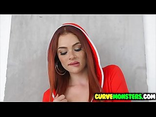 Great tits Skyla Novea sucks and fucks a mean tool