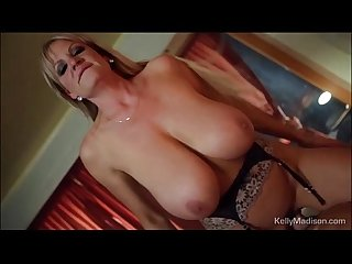 Huge natural titted milf fucked hard by her lover