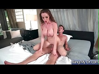 Dirty mind doctor seduce and Ban horny slut patient lpar nikki benz rpar video 18