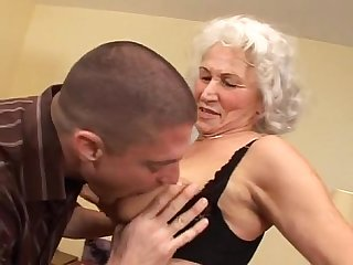 I Wanna Cum Inside Your Grandma IV (Full Movie - 4 Scenes)