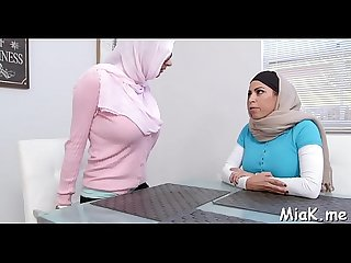Nasty Arab playgirl receives A rough fuck from her powerful dude