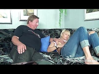 Fat stepdad caught his step daughter and fuck her pussy more on hotcamgirls24 com