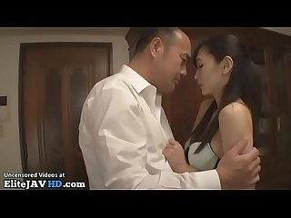 Japanese beauty fucks husband s best friend more at elitejavhd com
