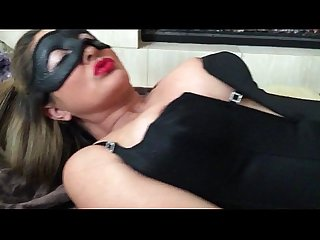 Sensual erotic tease