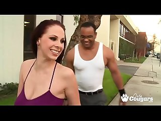 Gianna michaels her huge all natural tits get slammed by a Bbc
