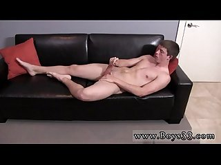 Naked straight men messing around first time circling towards the