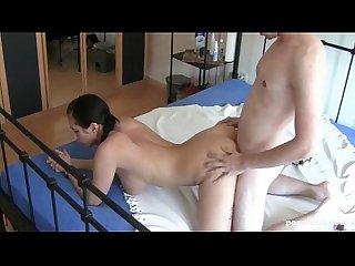 User fickt amateurgirl und spritz sein sperma auf ihre titten pornblub com