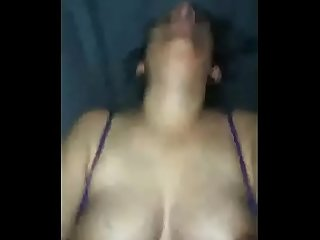 Mature Mexican doing oral sex, Wants to be a Porn Actress