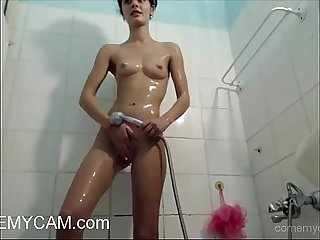 School age stepsister caught brother bathing time and fuck in bathroom comemycam