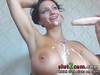 Russian milf squirting cum www slut2cam com