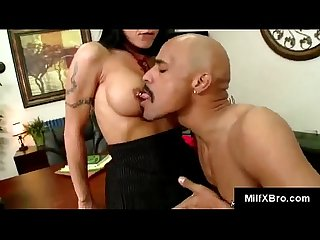 Sexy secretary Mahina sucks her boss' big dick for a promotion