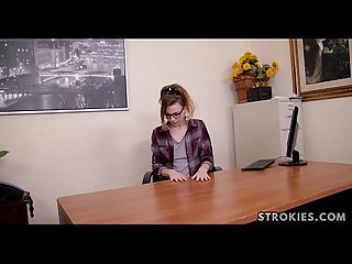 Strokies alex blake handjob