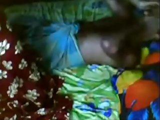 Bangla village couple enjoying sex at home