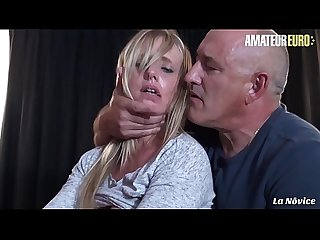 AMATEUR EURO - Lusty French MILF Stella Has A Passionate Afternoon With Her Hubby