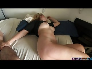 All natural romantic sex (POV) - Erin Electra