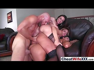 (kendra kissa peta) Cheating Slut Wife Like Sex On Camera movie-20