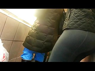 Candid jamaican milf bubbled out booty of nyc hd