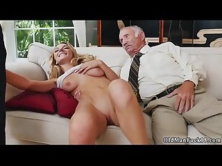 Old and young double footjob Molly Earns Her Keep
