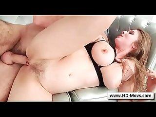 Busty milf recieves a hardcore anal fuck manuel ferrara lena paul