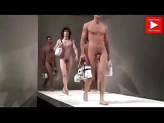 Mens fashion show nude (Low)