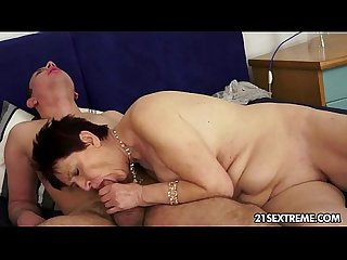Old Princess Anastasia - Lusty Grandmas