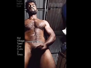 Hot tamil village guy Live
